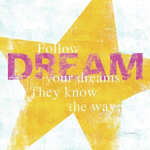 Letterpress - Dream