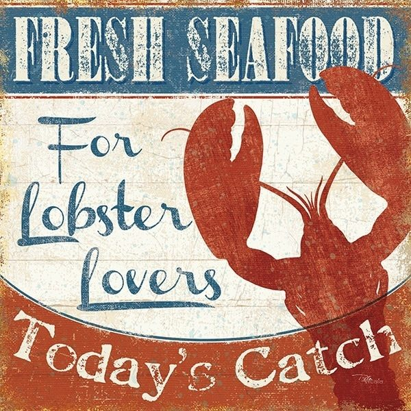Fresh Seafood I