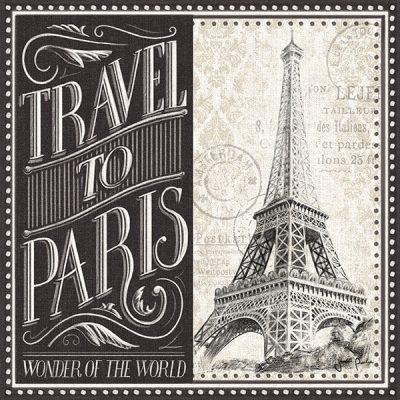 Bonjour Paris V