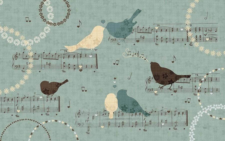 Song Birds III