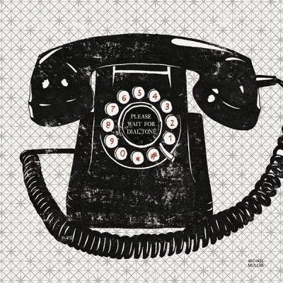 Vintage Analog Phone