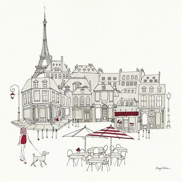 World Cafe  IIParis Red