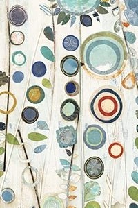 Ocean Garden I Panel II