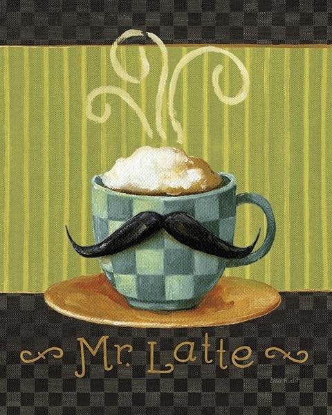 Cafe Moustache VI