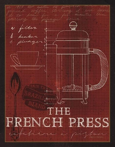 Coffee Blueprint I
