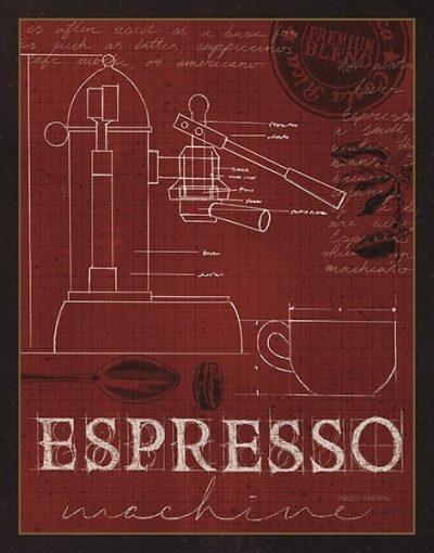 Coffee Blueprint IV