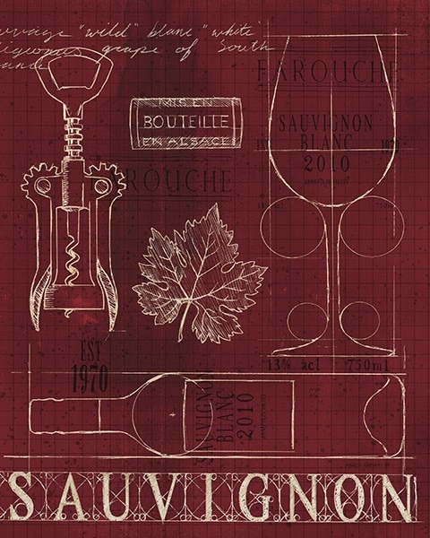 Wine Blueprint IV