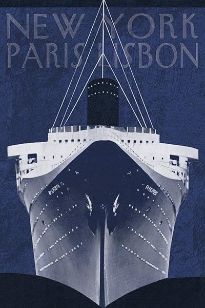 Passage Atlantique Blueprint