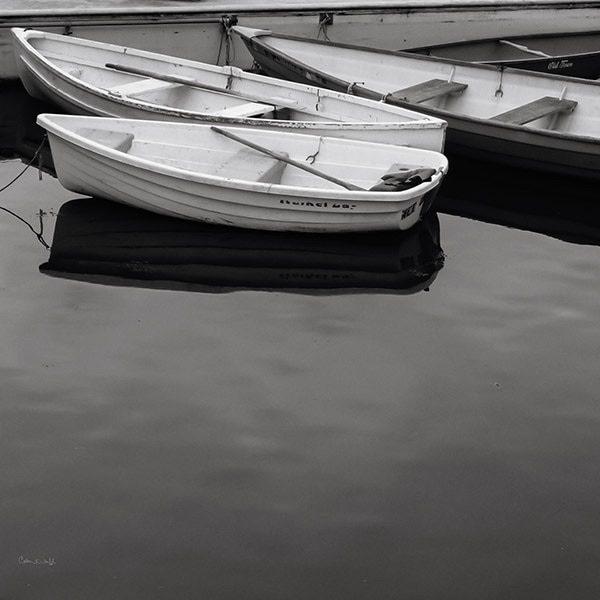 A Jumble of Boats Crop