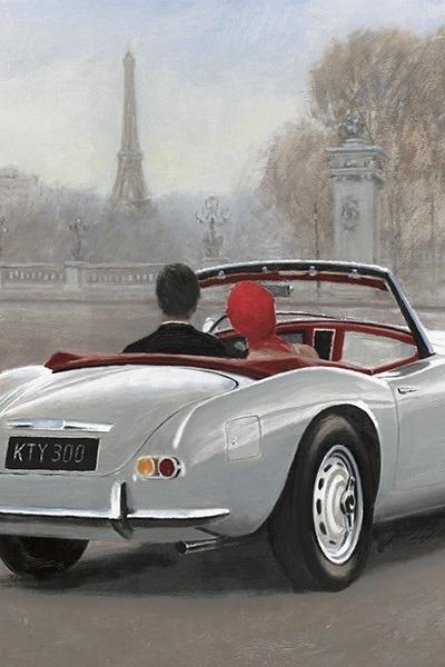 A Ride in Paris II
