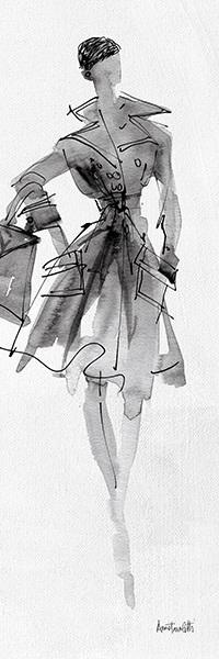 Fashion Sketchbook VII