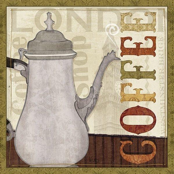 Coffee Pot III