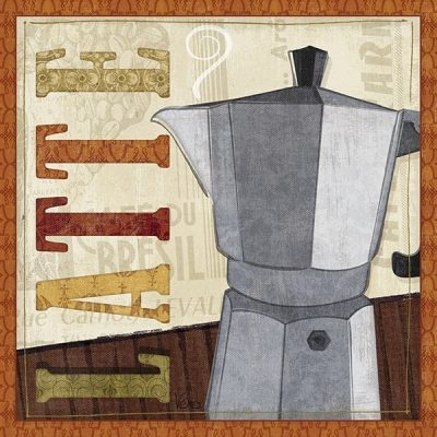 Coffee Pot IV