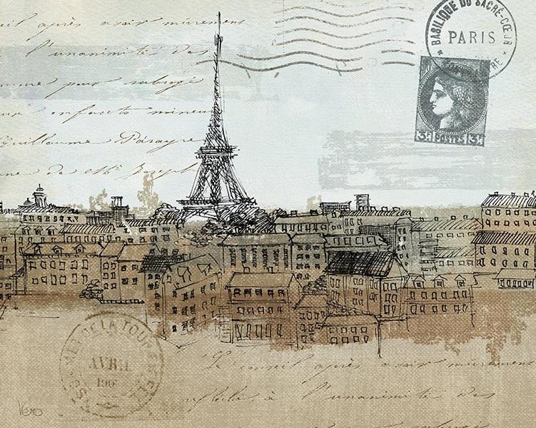 Cities I - Paris