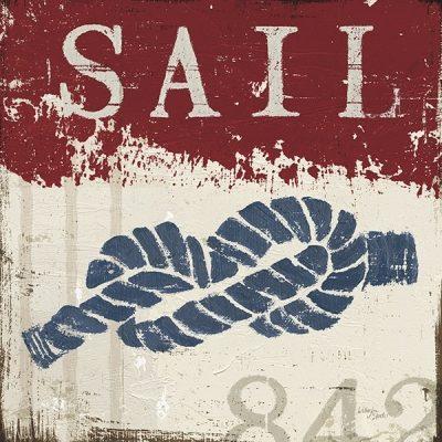 Nautical III Red