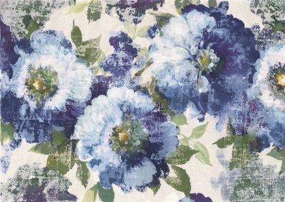 Indigo Floral Gallery