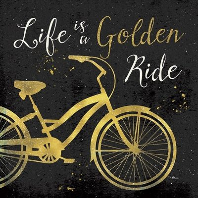 Golden Ride I Dark
