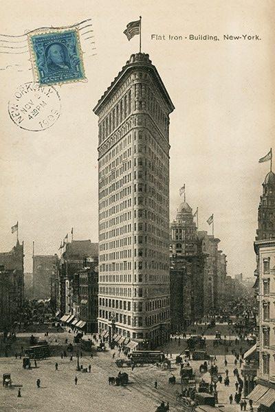Flat Iron 1909