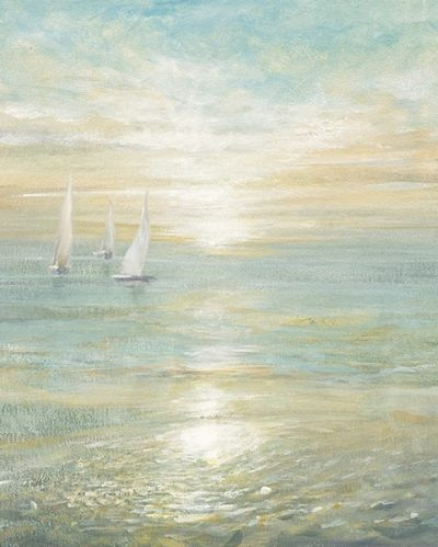 Sunrise Sailboats I