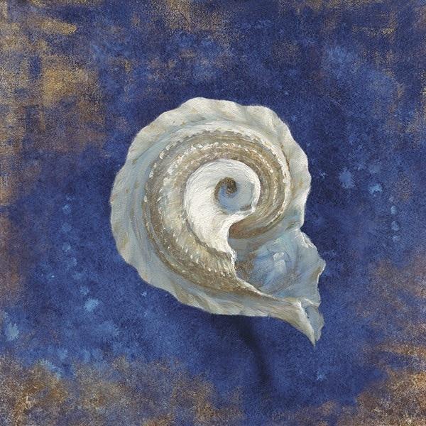 Treasures from the Sea Indigo III