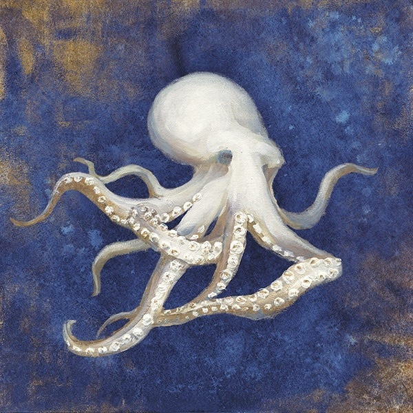 Treasures from the Sea Indigo V