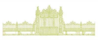 Majestic Gate II