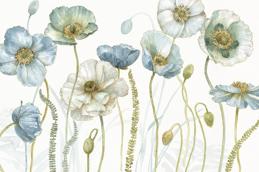 My Greenhouse Flowers I