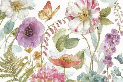 Rainbow Seeds Flowers I
