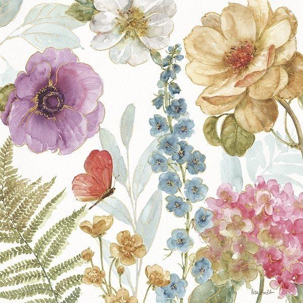Rainbow Seeds Flowers III