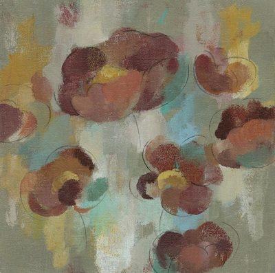 Marsala Blooms III