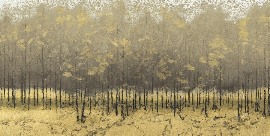 Golden Trees Taupe III