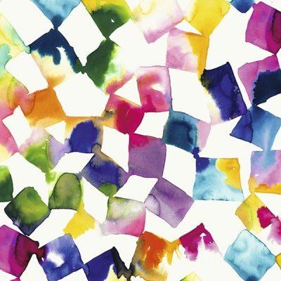 Colorful Cubes Crop