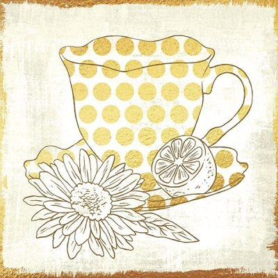 Chamomile Lemon Tea