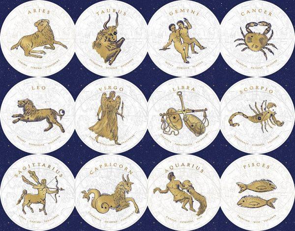 Gilded Zodiac