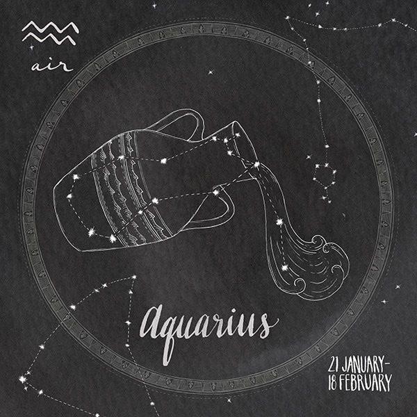 Night Sky Aquarius