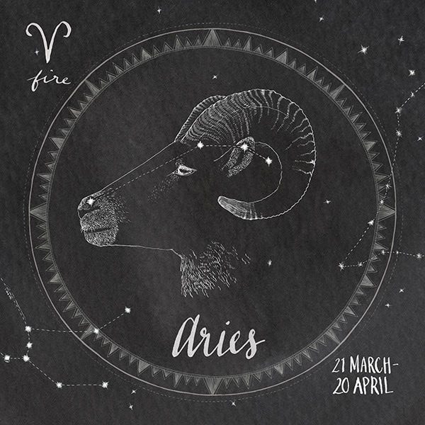 Night Sky Aries