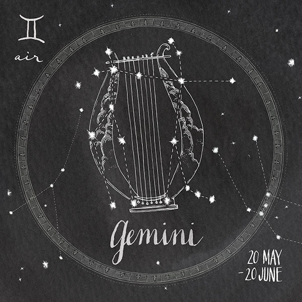 Night Sky Gemini