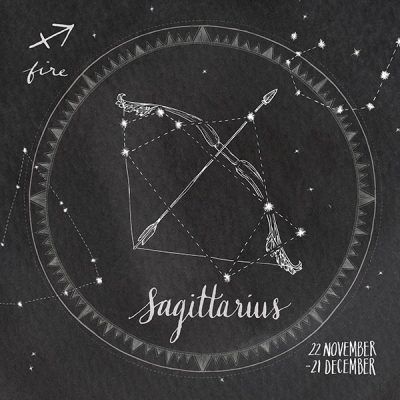 Night Sky Sagittarius.