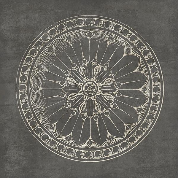 Rosette I Gray