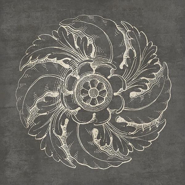 Rosette IV Gray