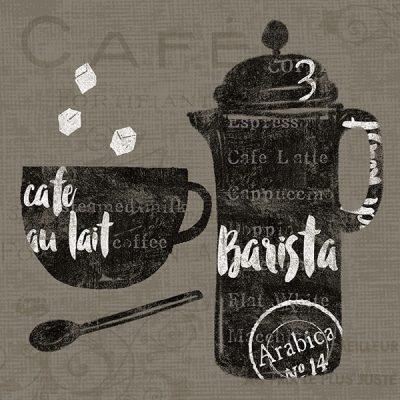 Linen Coffee II