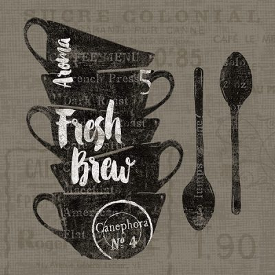 Linen Coffee III