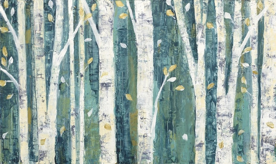 Birches in Spring