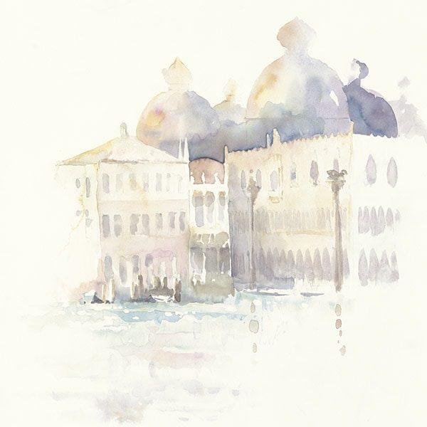 Venice Evening Square