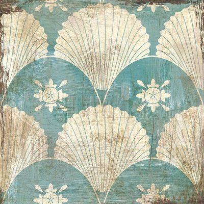 Bohemian Sea Tiles I