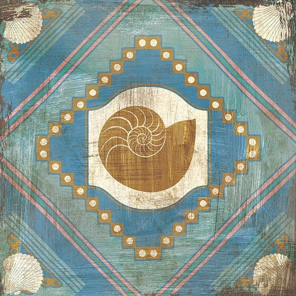 Bohemian Sea Tiles V  / Azulejos del mar de Bohemia V