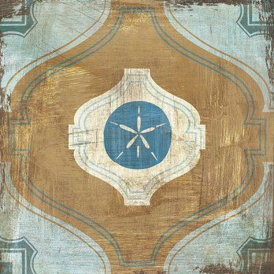 Bohemian Sea Tiles VII / Azulejos del mar de Bohemia VII