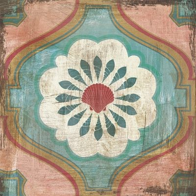 Bohemian Sea Tiles VIII / Azulejos del mar de Bohemia VII