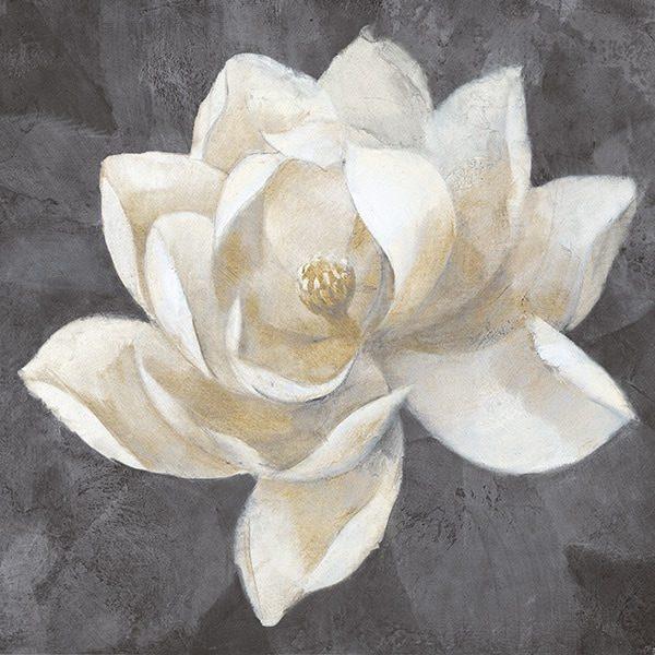 Majestic Magnolia Neutral Sq