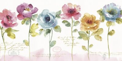 Rainbow Seeds Loose Floral V